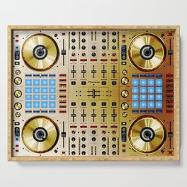 DDJ SX N In Limited Edition Gold Colorway Serving Tray