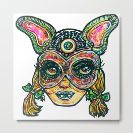 Sweet Tooth Metal Print