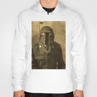 general Hoodies featuring General Fettson   by Terry Fan