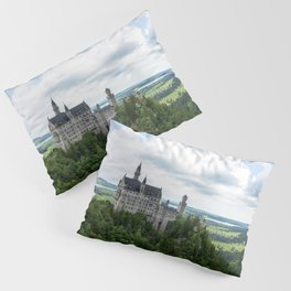 Neuschwanstein Castle Pillow Sham