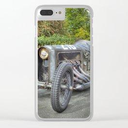 GN JAP Grand Prix Racing Car Clear iPhone Case