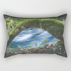 Enchanted magical forest Rectangular Pillow