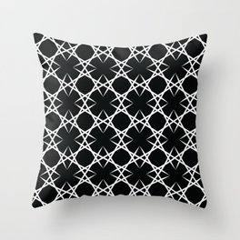 Graphic Art Pattern-P2-C2 Throw Pillow