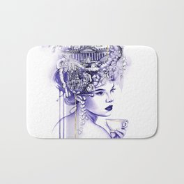 Miss Saint Petersburg Bath Mat