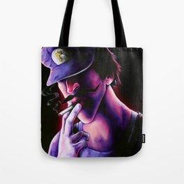 Waluigi Tote Bag