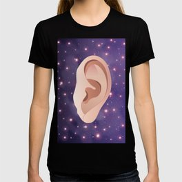 Ear in Universe T-shirt