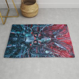 Heavy Metal Mind Rug