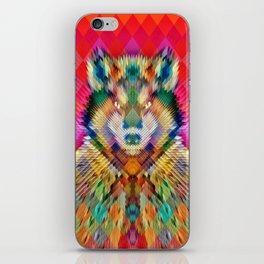 Corporate Wolf iPhone Skin