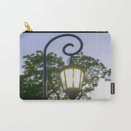Sunset Lamppost Carry-All Pouch