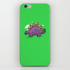 Steakosaurus iPhone & iPod Skin