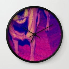 Grits Wall Clock