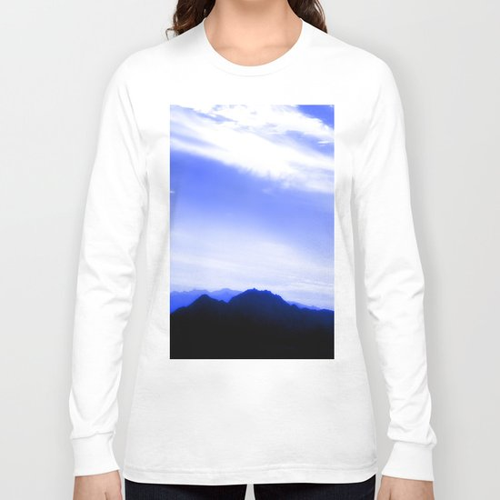 Sharm Mountains 3 Long Sleeve T-shirt
