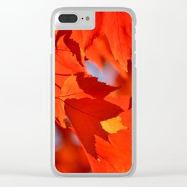 FLOATING BEAUTY :) Clear iPhone Case