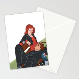 Avac Buckynat Stationery Cards