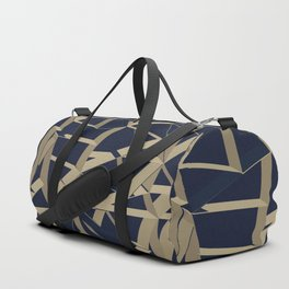 3D Futuristic GEO X.3 Duffle Bag
