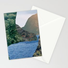How We Got Back There Stationery Cards