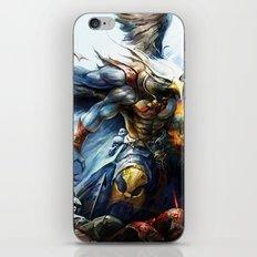 god of eagles iPhone Skin