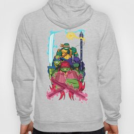 Rise of the new Turtles Hoody