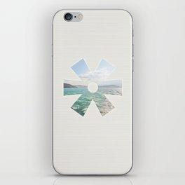 summer seas iPhone Skin