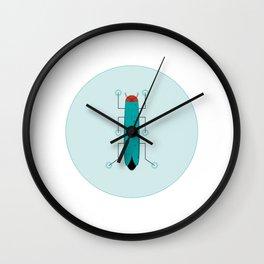 Ripple Float Wall Clock