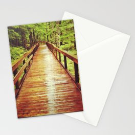 Trail of Two Forests Stationery Cards