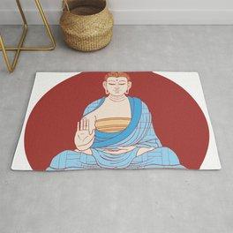 Gautama Buddha Rug