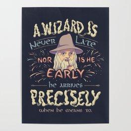 The Late Pilgrim Poster