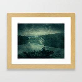 find inspiration Framed Art Print