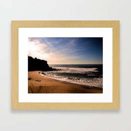 Salvation freely mined Framed Art Print