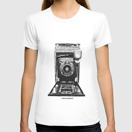 Old Time Photography T-shirt