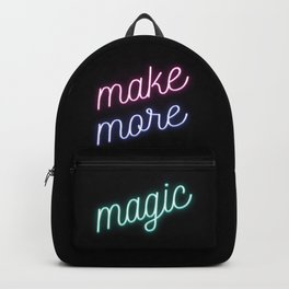 Make More Magic Backpack
