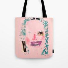 Peachy Arrest Tote Bag