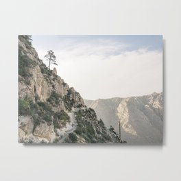 Guadalupe Mountains National Park, Texas. Metal Print