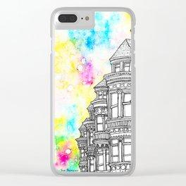 Splash | San Francisco Clear iPhone Case