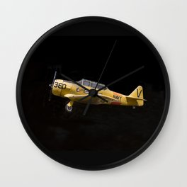AT-6 Taxan Wall Clock