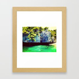 Part 2 Thailand  Framed Art Print