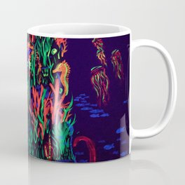 Under Da Sea Glow Coffee Mug