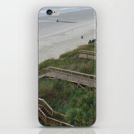 Wooden Walkways iPhone Skin