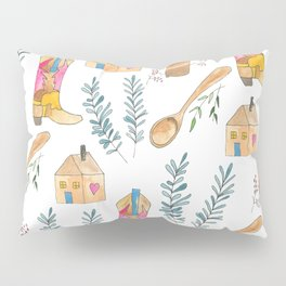 blog life Pillow Sham
