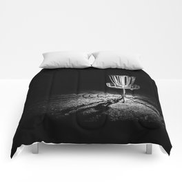 Disc Golf Chains Comforters