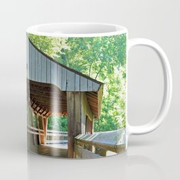 The Covered Bridge at Wildwood Coffee Mug