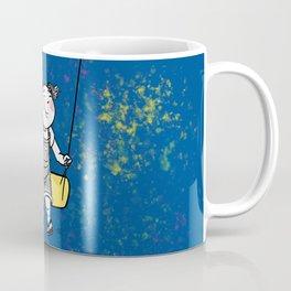 A blissful state of mind Coffee Mug