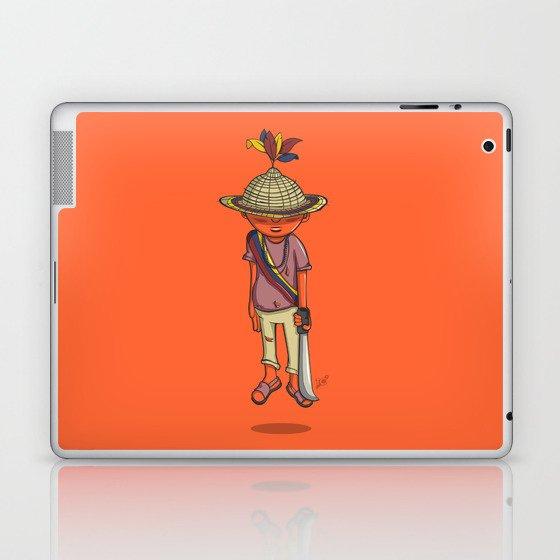 Pacha Sabino Romero Yukpa Laptop & iPad Skin
