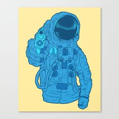 Possible Killer Canvas Print