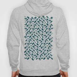 Control Your Game - Deep Teal Hoody