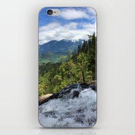 Valley iPhone Skin