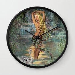 SEDUCTIVENESS 005 Wall Clock