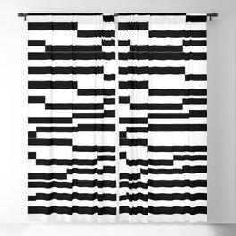 ASCII All Over 06051306 Blackout Curtain