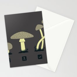 Select a mush Stationery Cards