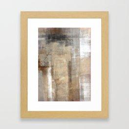 Man Style Framed Art Print